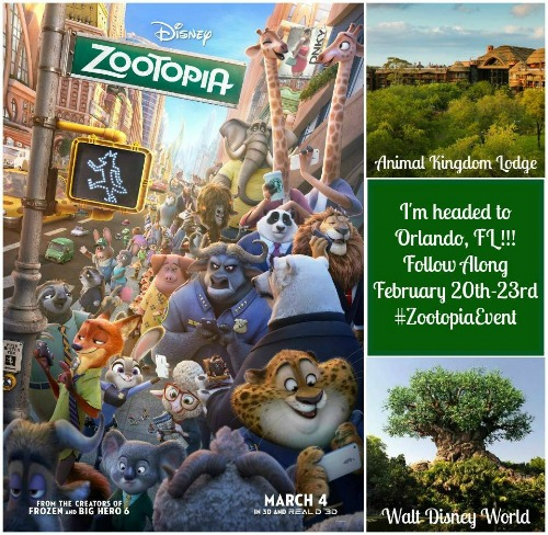 Zootopia Event and Press Junket