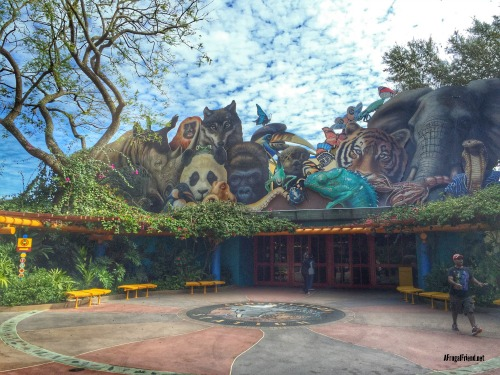 Animal Kingdom Conservation Station