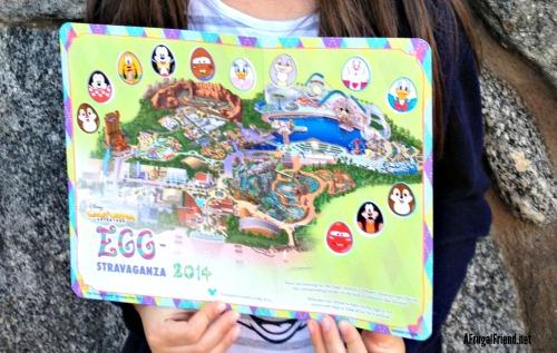 Disney Parks Egg-Stravaganza