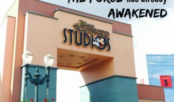 Disney's Hollywood Studios – The Force Has Already Awakened!