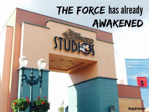 Disney's Hollywood Studios Star Wars