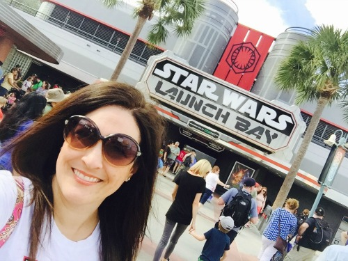 Hollywood Studios Star Wars Launch Bay Me