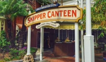 Visit the Magic Kingdom's New Skipper Canteen Restaurant!