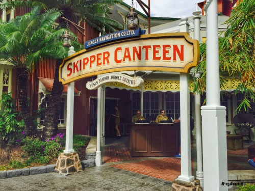 Magic Kingdom Skipper Canteen