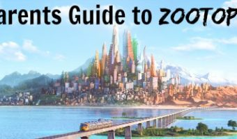 A Parent's Guide to Zootopia – Movie Review! #ZootopiaEvent