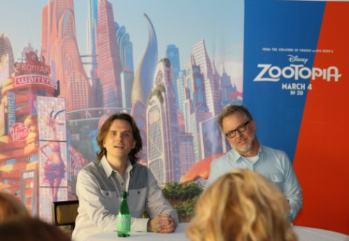 Zootopia Directors Interview