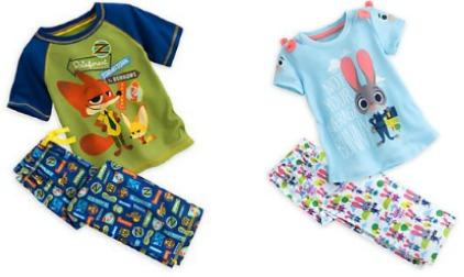 Zootopia Pajamas