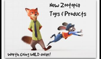 Zootopia Toys and Products - WILD