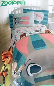 zootopia bedding