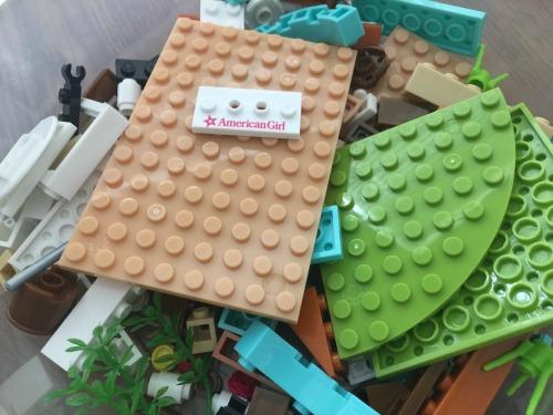 American Girl Mega Bloks Blocks
