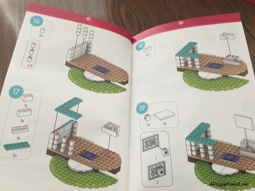 American Girl Mega Bloks Instructions