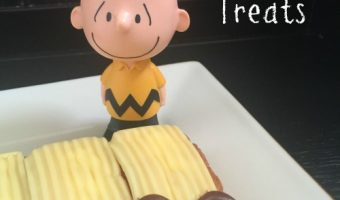 Charlie Brown Party Treats and Peanuts Fun