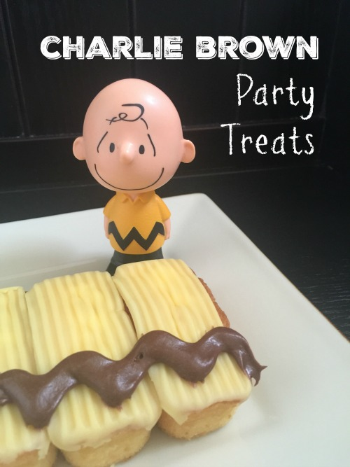 Charlie Brown Party Treats