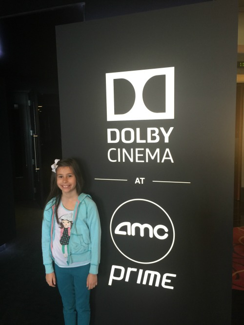 Dolby Cinema at AMC Prime Experience