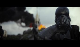 First Look – Star Wars' ROGUE ONE Trailer! #RogueOne