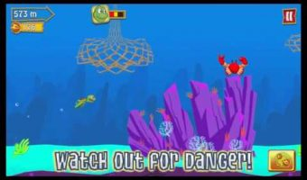 SeaWorld's First Mobile Game – Turtle Trek App (It's FREE)