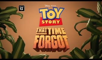 Available This Week – Disney*Pixar's Toy Story That Time Forgot (Giveaway)