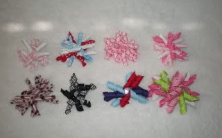 How To Make Your Own Korker Hair Bows with Ribbon (Step by Step Tutorial)
