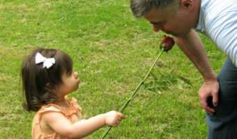 A Little Care for Dad……