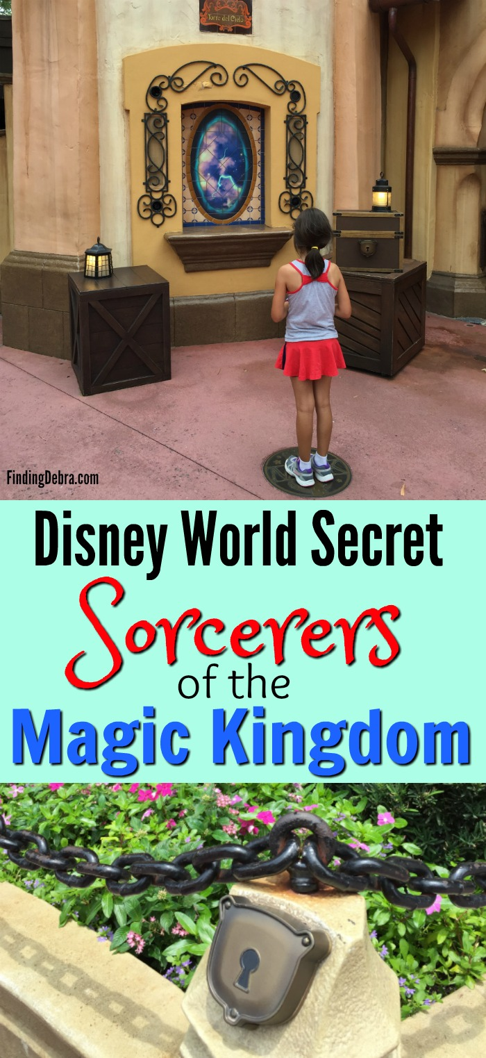 Disney World Secret - Sorcerers of the Magic Kingdom