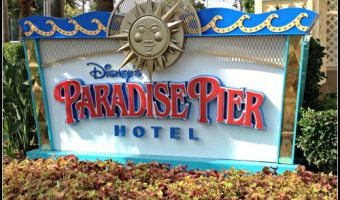 Surf's Up! Breakfast with Mickey and Friends at Disney's Paradise Pier Hotel