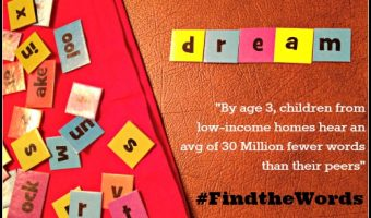 To Dream – Helping Save the Children One Word at a Time #FindtheWords ($100 Gift Card Giveaway)