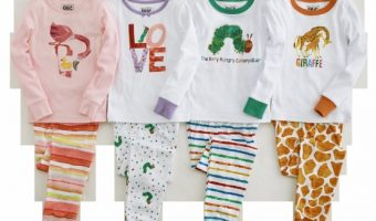 The New Eric Carle Collection at Gymboree