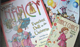 Free Fancy Nancy Printable Valentine's Day Cards & Our New Fancy Nancy Books