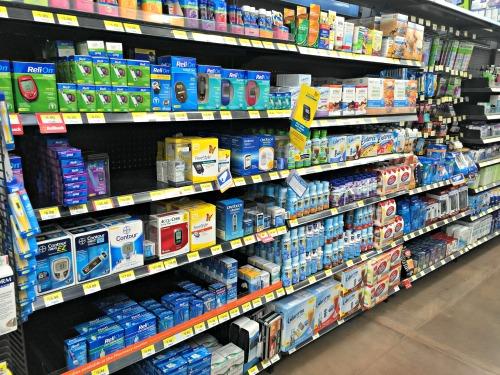 Glucerna Products Aisle