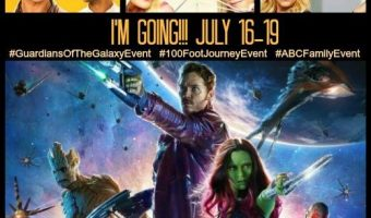 I'm L.A. Bound for the #GuardiansOfTheGalaxyEvent with Disney, Marvel, DreamWorks & ABC Family