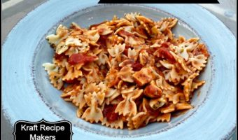 Dinner Time: Chicken Bruschetta Pasta  #RecipeMakers