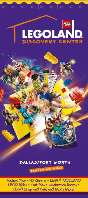 Discounts And Coupons To Legoland Discovery Center In