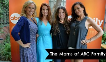 Chatting with the Moms of ABC Family – Marlee Matlin, Laura Leighton and More #ABCFamilyEvent