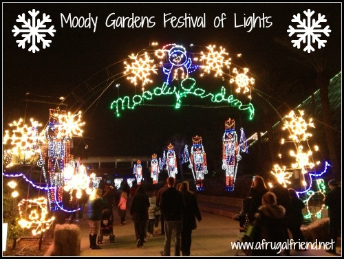 Moody Gardens Festival Of Lights An Amazing Holiday Experience In Galveston Thru Jan 4th
