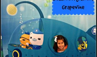 Meet The Octonauts at Sea Life Aquarium – Grapevine, Texas