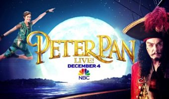 Peter Pan LIVE! Premiers Thursday, December 4th – Join the Fun!