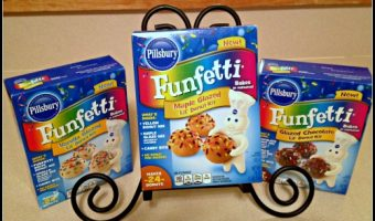 New Pillsbury®  Funfetti Lil' Donut Kits – Holiday Fun or Just Because!