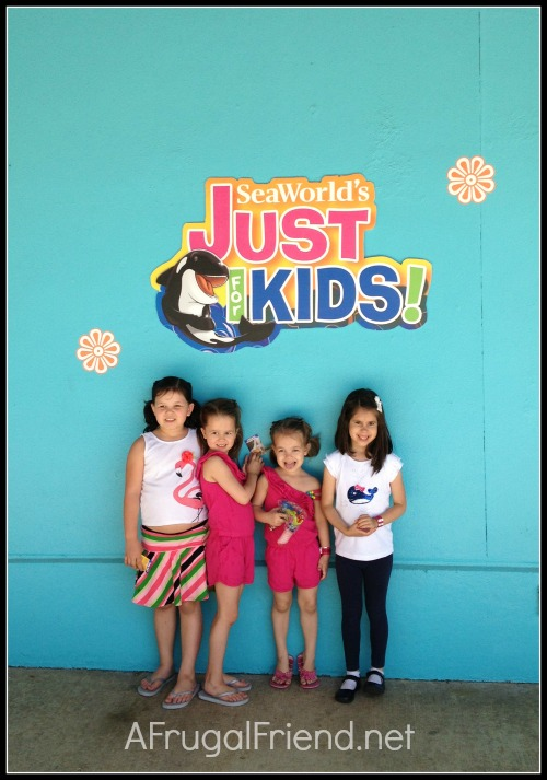 Just For Fun Drawings Education: SeaWorld's Just For Kids Event