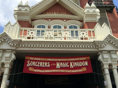 Sorcerers of the Magic Kingdom Firehouse