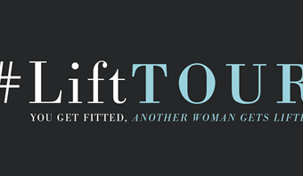 Vanity Fair LiftTOUR – Get a Free Bra Fitting and Help Another Woman! #LiftTOUR