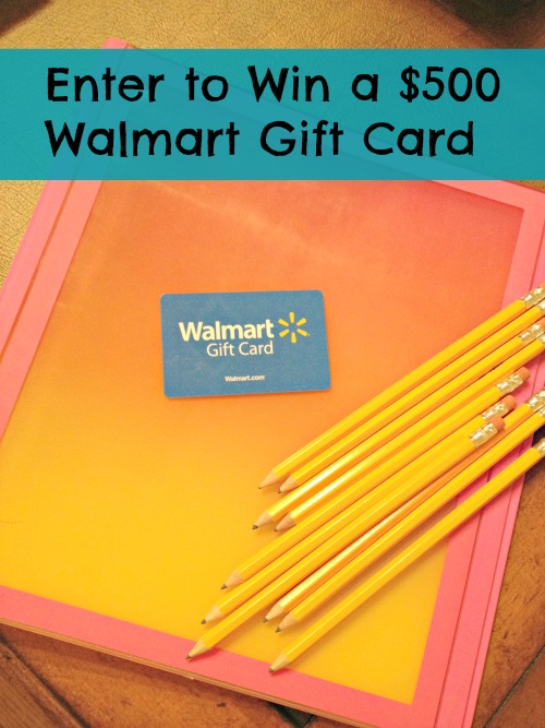 Laptops, Tablets and Hybrids oh my! $500 Walmart Gift Card Giveaway