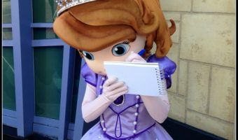 Where to Find Disney's Sofia the First at Disney Parks