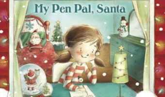 The Santa Book You'll Want to Read All Year Long – My Pen Pal, Santa!