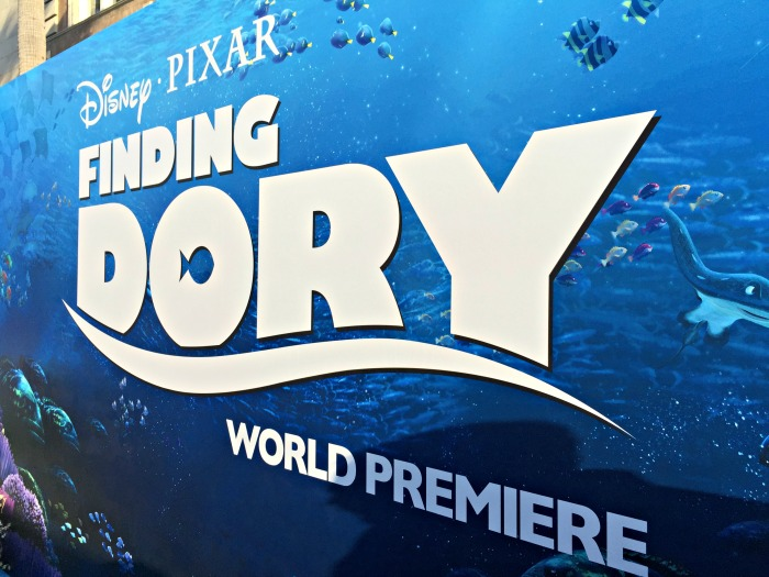 Finding Dory Red Carpet World Premiere Hollywood