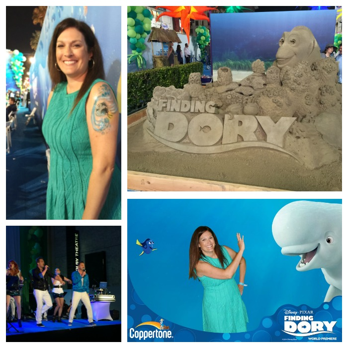 Finding Dory After Party