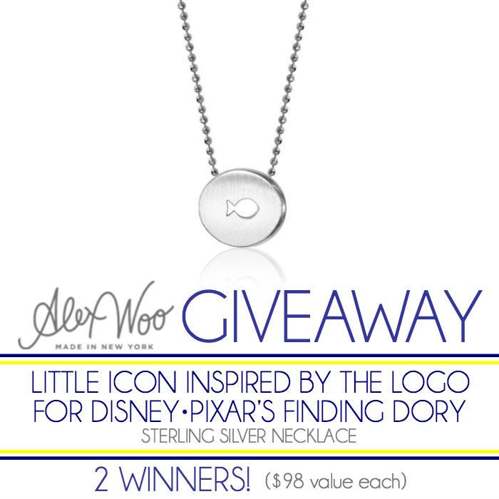 Finding Dory Alex Woo Jewelry Giveaway