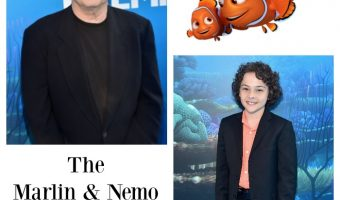 Finding Dory Interview with Albert Brooks and Hayden Rolence