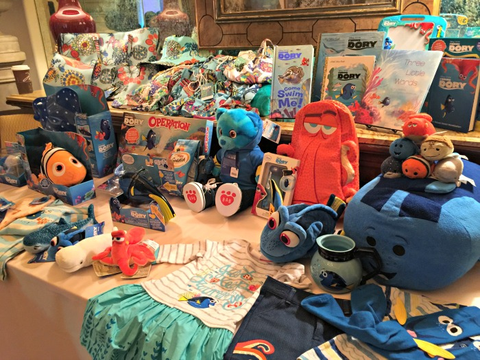 Finding Dory Products