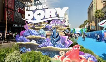 FINDING DORY Red Carpet World Premiere – Celebs, Food & More!