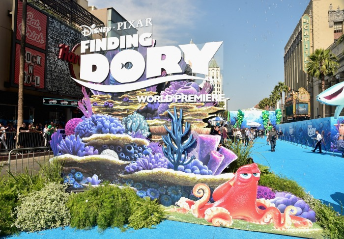 Finding Dory Red Carpet World Premiere